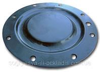 Мембрана водяного блока колонки Астра, КГИ 56 (черная), диаметр 78 мм, код сайта 0335, фото 1