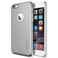 Защитный чехол SGP Thin Fit A White Белый для IPhone 6