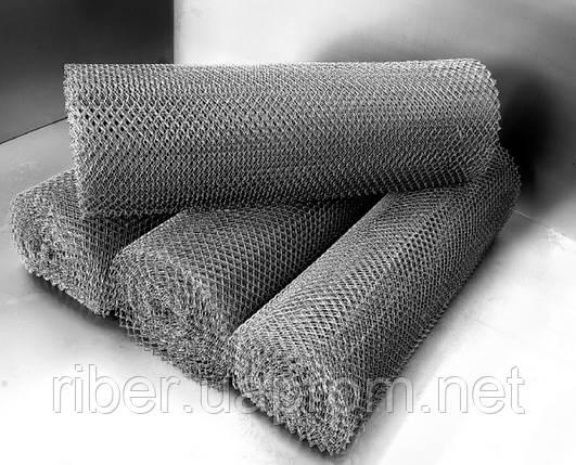 Сетка металлическая 1.2 м  65*65  1.8 мм, фото 2