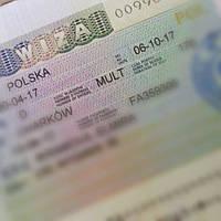 Оформление рабочей визы в Польшу 180/180;360/360