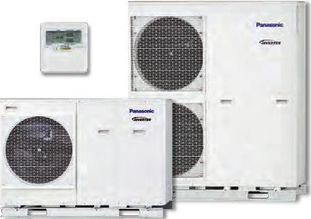 Тепловой насос Panasonic WH-MDC09E3E5