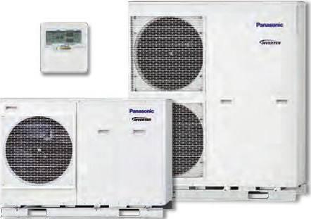 Тепловой насос Panasonic WH-MDC09E3E5, фото 2