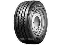 Грузовые шины R22,5 385/55 - Bridgestone R168 (прицепная шина)