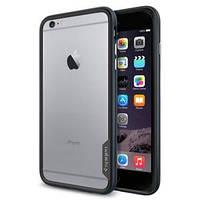 Бампер Neo Hybrid EX Metal Slate Темно Синий для iPhone 6 Plus