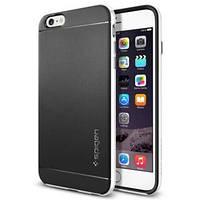 Защитный чехол Neo Hybrid Satin Silver Серебро для iPhone 6 Plus