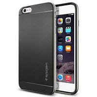 Защитный чехол Neo Hybrid Gunmetal Серый для iPhone 6 Plus