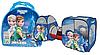 """Детская игровая палатка с тоннелем """"3 в 1"""" М 3312 (SG7015 FZ-B), Холодное сердце"""