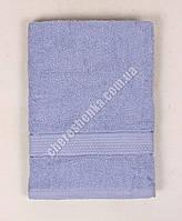 Махровое полотенце банное YZ1807 (140*70) Сиреневый