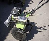Мотоблок Кентавр MБ-2081Д уценён (7,6 л.с., дизель, электростартер) Бесплатная доставка
