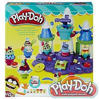 """Play-Doh Набор пластилина """"Замок мороженого""""  B5523"""