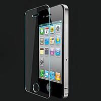 Защитное стекло на экран для Apple iPhone 4/4s 0.3 mm 9H