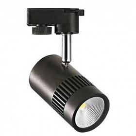 Светодиодный трековый светильник SEAN SL-4000L 13W 4200К черный Код.58948
