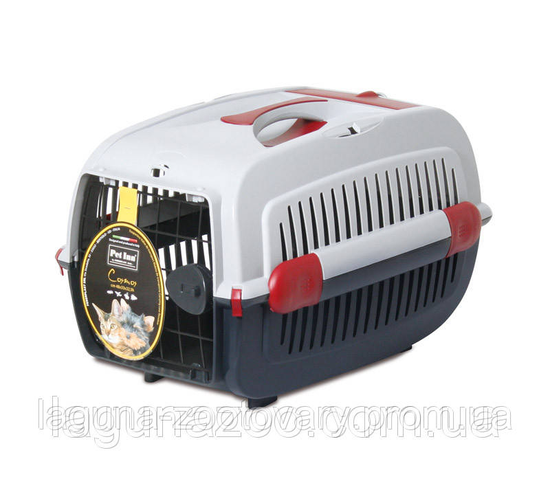 Авиа/Переноска КОСМОС S, 48х33х32,5см для собак, кошек до 5кг.