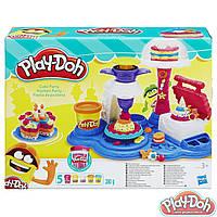 Play-Doh Игровой набор пластилина Сладкая вечеринка B3399