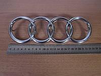 """Эмблема """"Audi 100"""" перед (245 мм)"""