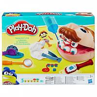 Пластилин Play Doh Мистер Зубастик B5520 Набор Плей До