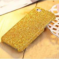 Пластиковый чехол Extra Gold для IPhone 5/5s