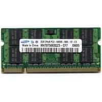 Оперативная память бу для ноутбука DDR2 SODIMM 2Gb