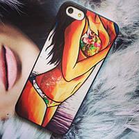 Пластиковый чехол Тихомиров Swag Latina Baby для iPhone 5/5s