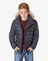 Красивая теплая куртка на мальчика