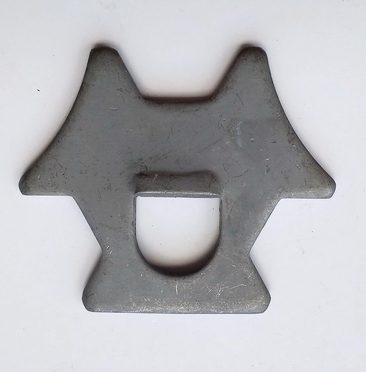 Пластина фиксации главной пары (613 EI,613 EII, 613 EIII) TATA MOTORS / LOCKING PLATE (DIFFERENTIAL CASE)