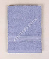 Махровое полотенце для лица YZ1807 (90*50) Сиреневый