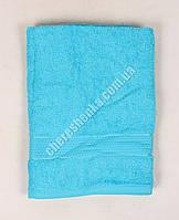 Махровое полотенце для лица YZ1807 (90*50) Голубой