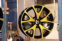Окраска колесных  дисков (4шт.) в Одессе