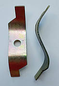 Пластина стопорная регулюючого кільця диференціала (613 EI,613 EII, 613 EIII) TATA MOTORS