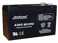 Аккумулятор EverExceed AM 12-7,2 (12В, 7,2Ач)