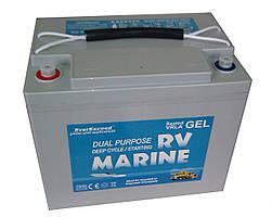 Аккумулятор GEL EverExceed Marine 8G24M (12В, 80Ач)