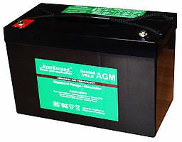 Аккумулятор EverExceed DP-12100 (12В, 100Ач)