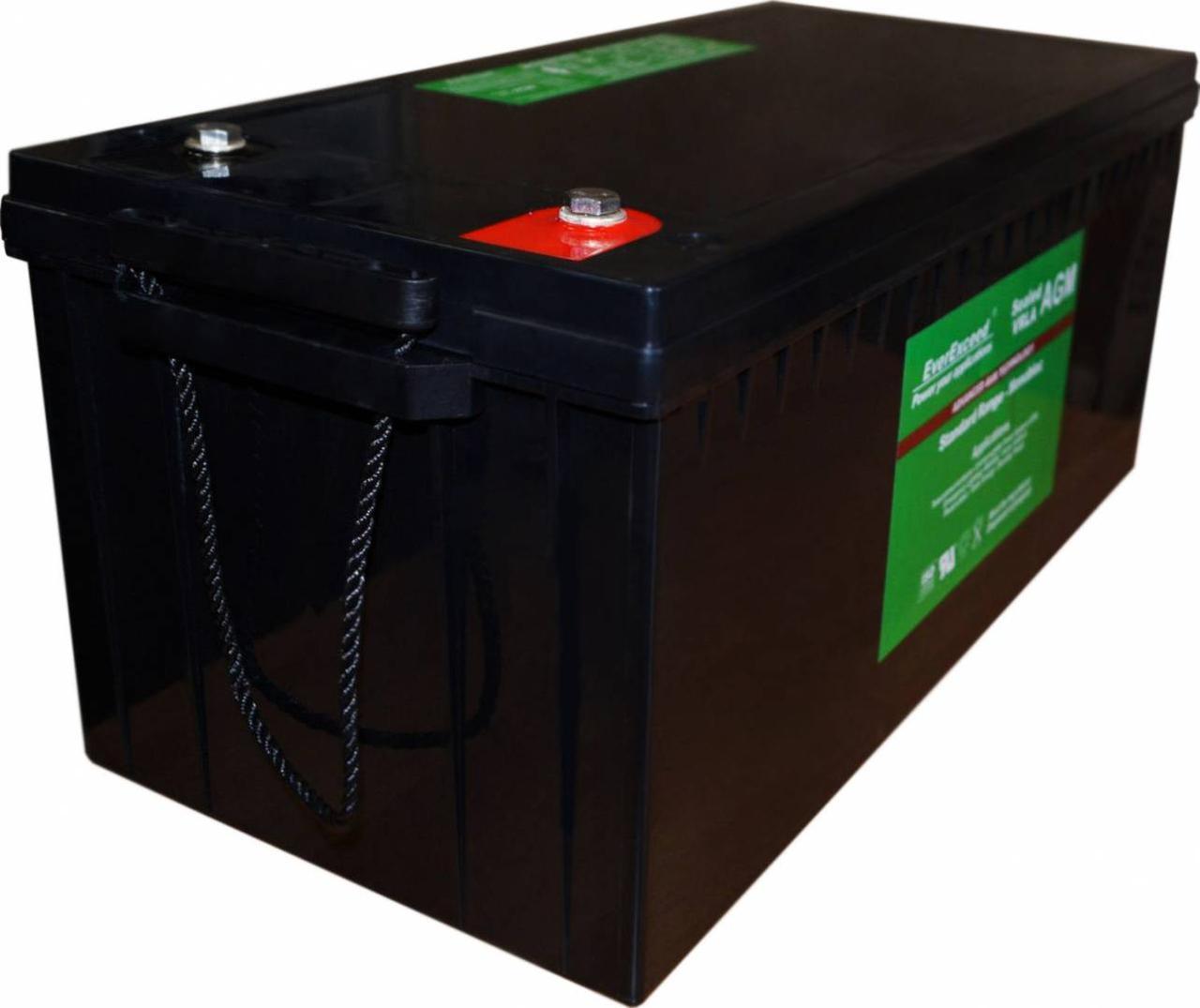 Аккумулятор EverExceed DP-12200 (12В, 200Ач)