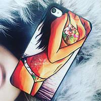Пластиковый чехол Тихомиров Swag Latina Baby для IPhone 4/4s