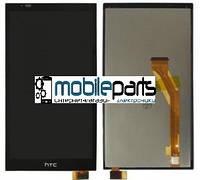 Оригинальный  дисплей (модуль) + сенсор (тачскрин)  для HTC Desire 601e M4 (Черный)