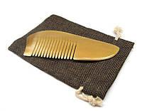 Гребень для волос из натуральной кости