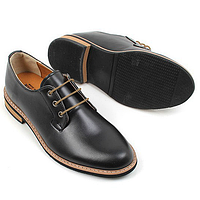 Cиликоновые шнурки (АнтиШнурки) для классических туфель, (длина: 40мм), фото 1