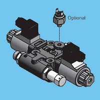Электрический перекидной клапан Hyva ET1040