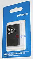 Аккумулятор Nokia BL-5CA (Nokia BL-5CA,1110, 1110i, 1112, 1200, 1208, 1209, 1680, X2-00)