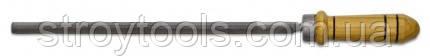 Напильник круглый с ручкой 150 мм,№1,Тechnics,42-468,Киев