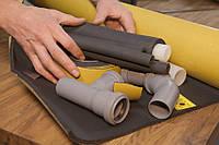 Листовая теплоизоляция из вспененного каучука ISIDEM 25*1000