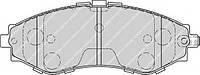 Тормозные колодки передние FERODO FDB1969