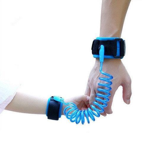 Детские браслеты - непотеряйки для безопасности в общественных местах