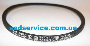 Ремень привода ножей для сенокосилки AL-KO BM 870 III, 875 III