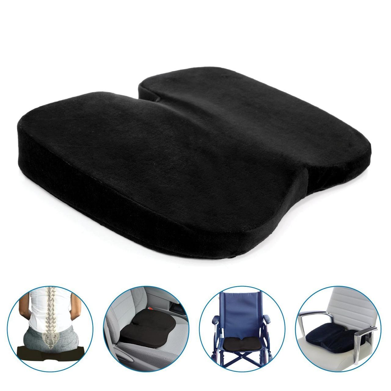 Ортопедическая подушка для сидения Milliard Orthopedic Coccyx Wedge Pillow
