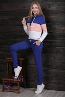 Спортивный костюм свободного силуэта
