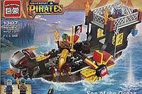 Конструктор Brick Legendary Pirates Сын морей 345 деталей