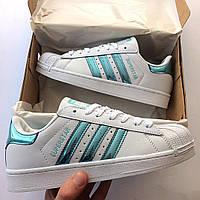 Топовые женские кроссовки адидас, Adidas Superstar