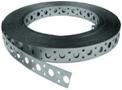 Лента перфорированная прямая для вентиляции М18х0,50(20м)-М20х0,8(25м)