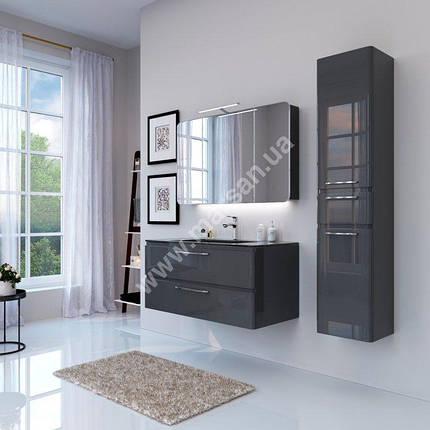 Комплект меблів Adele тумба + пенал, фото 2